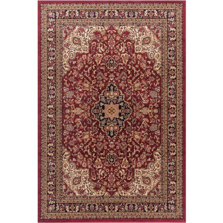 Home Heriz Rugs Red Traditional Rugs Oriental Area Rugs