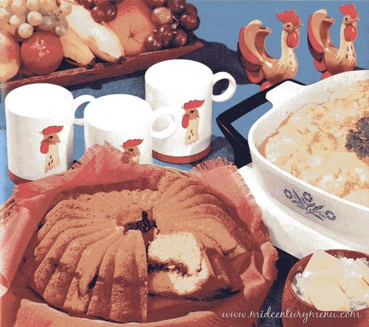 628 best Retro Breakfast Foods images on Pinterest | Vintage ads ...
