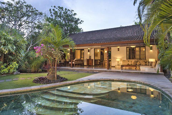 Villa 8 pool at Villa Kubu, Seminyak, Bali