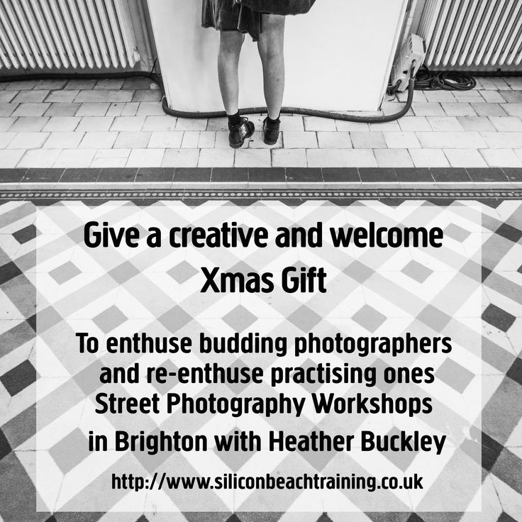 Street Photography courses by Heather Buckley