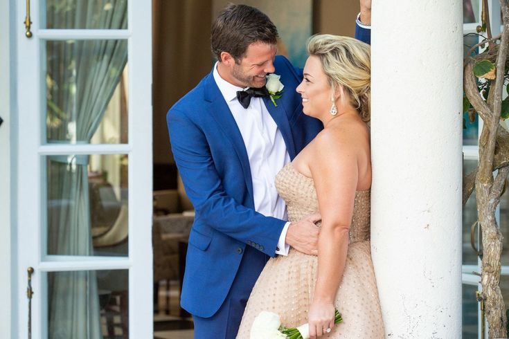 Classy Wedding for a Non-Traditional Bride in the Turks & Caicos Islands