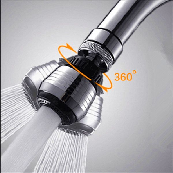 360 Degree Rotate Swivel Water Saving Tap Aerator Diffuser Faucet Nozzle Filter Adapter BestPromotion #women, #men, #hats, #watches, #belts, #fashion, #style