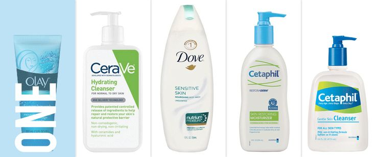Best eczema products. The One Ingredient You Need To Know: Ceramides.