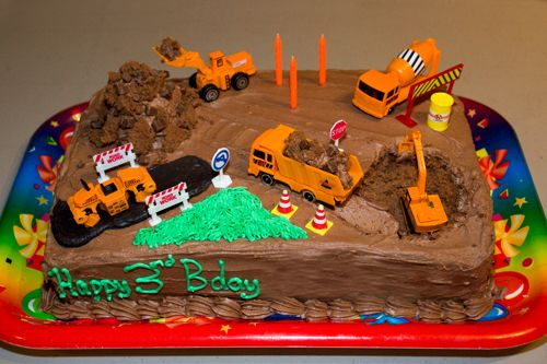 Cake Decorating Ideas Boy Birthday : boys birthday cakes images easy boys birthday cake ideas ...