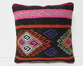 artistry kilim pillow burlap throw pillow sofa throw pillow floral cushion retro decor bohemian pillow case primitive decor pillow rug 26352