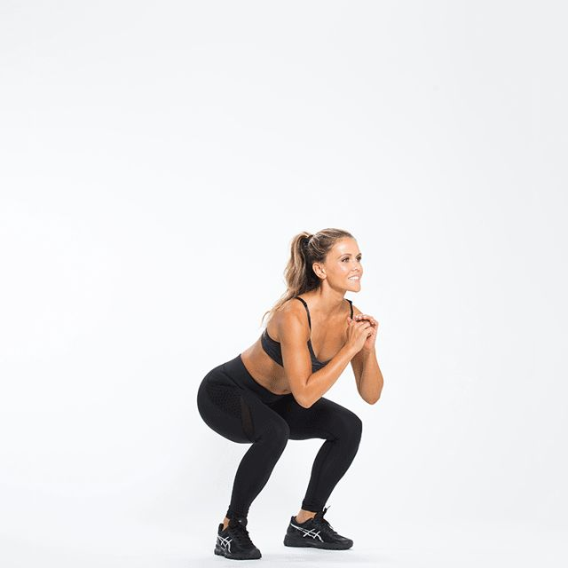 Jump squats will get you in shape quickly! Check them out, along with 4 other moves.