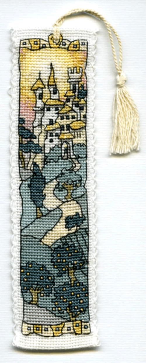 Michael Powell - Hill Town Bookmark