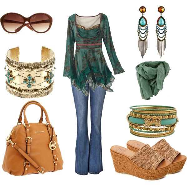 I think this top is from The Pyramid Collection - one of my fave catalogs Bohemian