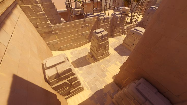 Image result for overwatch temple of anubis
