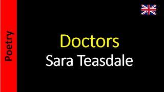 Deep in the Night - Sara Teasdale