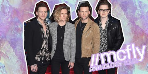 The 13 emotional stages of not getting tickets to McFly's Anthology tour