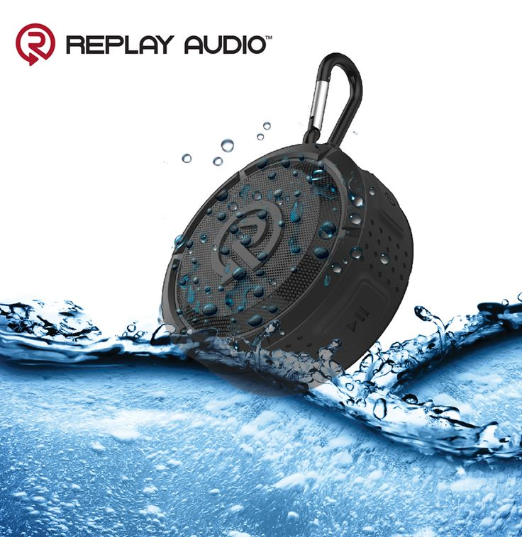 #CES2016 Day 4 – @ booth #30767 – see the #ReplayAudio Journey Floating Waterproof Wireless Rugged Speaker