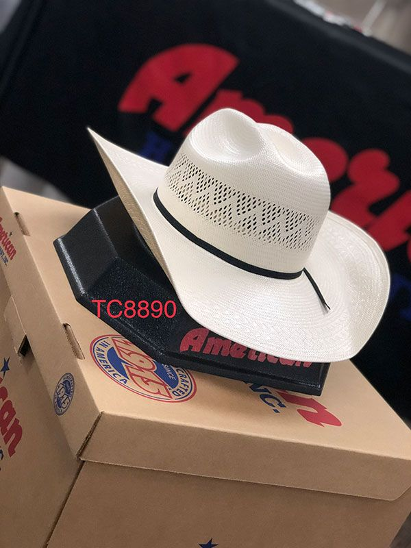529560233e3f2 American Hat Company Brings The Heat With Spring 2019 Straw Styles ...
