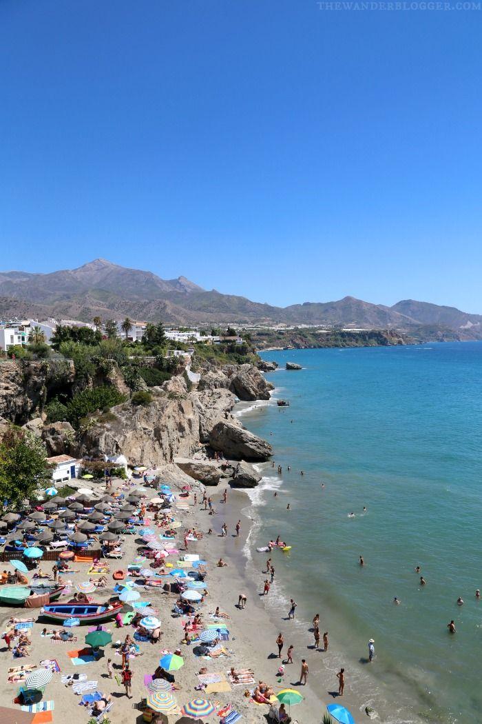 Nerja, Spain, the Costa del Sol's not-so-hidden gem