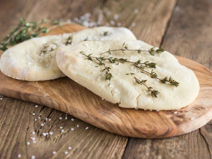 Herzhafter Hefeteig: Grundrezept für Pizza, Focaccia und Co.