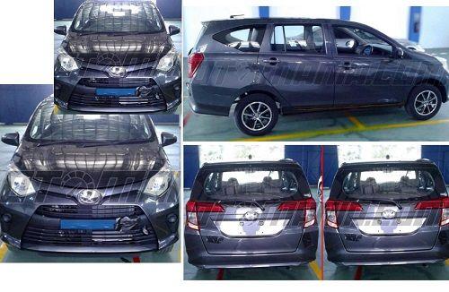 Spesifikasi dan Harga Toyota Calya Terbaru