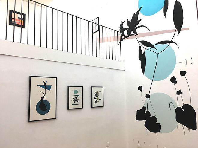 ABSTRACT NOW - Fabio Petani, Heiko Zahlmann, Nelio, Magma Gallery - Bologna