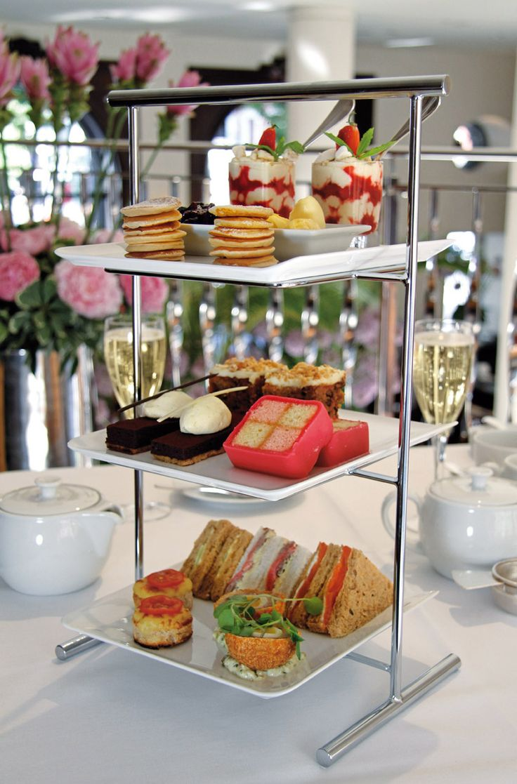 Afternoon Tea At One Aldwych Hotel In London Is A Real Treat 3