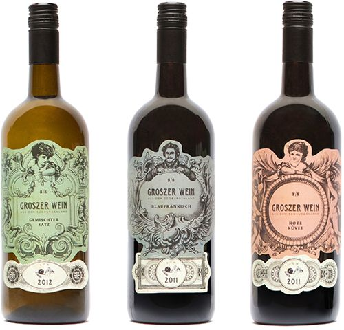 Best Cool Wine Labels Images On   Wine Labels
