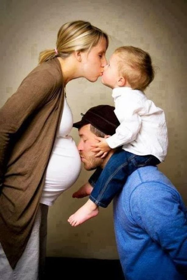 Circle of life kiss, erg leuk!