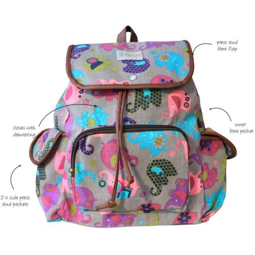 Buy EXCLUSIVE JENAM NAPPY BAG  *FREE SHIPPING AVAILABLE*for R399.00