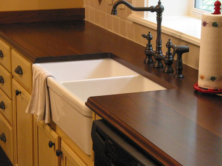 1000 images about custom wood countertops on pinterest for Custom made kitchen countertops