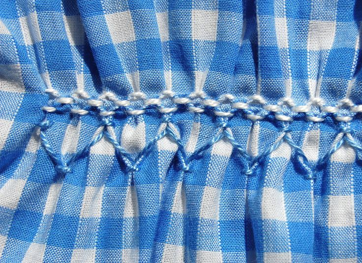 smocking tutorial - maybe someday I will try this...in my free time. Ha!