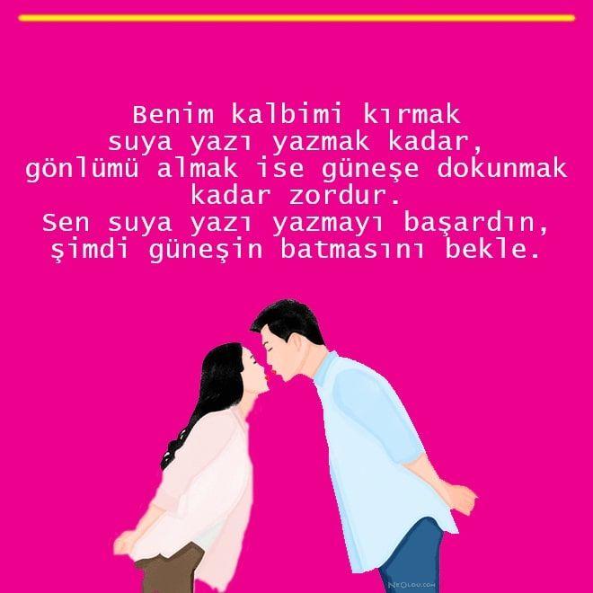 Sevgiliye Guzel Sozler Guzel Soz Sevgililer Romantik Sozler