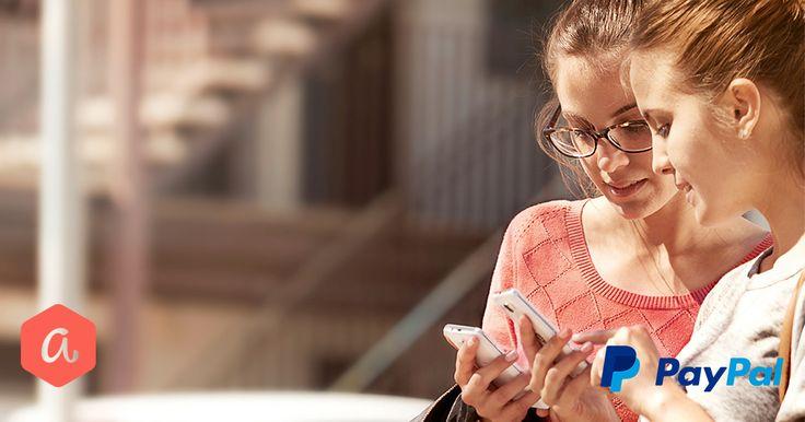 Beim Shopping sparen, Freunden weiterempfehlen, Posten und verdienen! http://aklam.io/rNiRdF