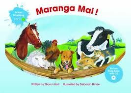 An excellent resource book to teach your child the sounds of animals in Te Reo Maori, the easy way! Included in the book are a CD, glossary, English translation, guitar chords, and activity ideas.