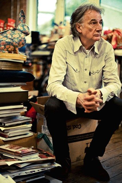 """Paul Smith """"You can find inspiration in everything. If you can't, then you're not looking properly."""""""