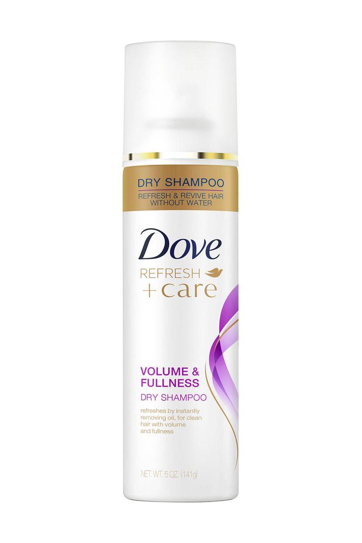 Dove Invigorating Dry Shampoo $6 amazon.com