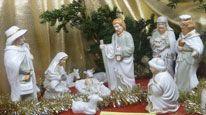 Crèches en e-puzzle - Avent dans la Ville - Retraite spirituelle de Noël
