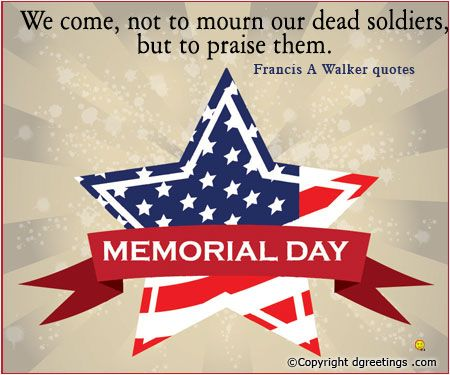 what is memorial day usa
