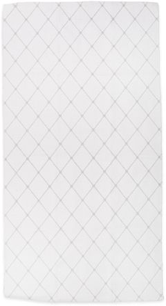 Alice & Fox Matta Square Dots, White/Grey
