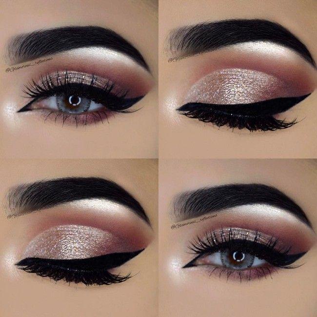 Maquiando: Top 10 maquiagens para inspiração da @glamorous_re...