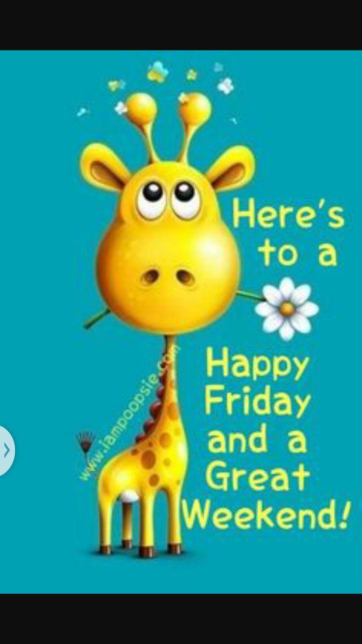 Happy Friday Everyone : )