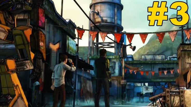 "LUGAR ""ABANDONADO"" | Tales from the Borderlands (Episodio 2) #3"