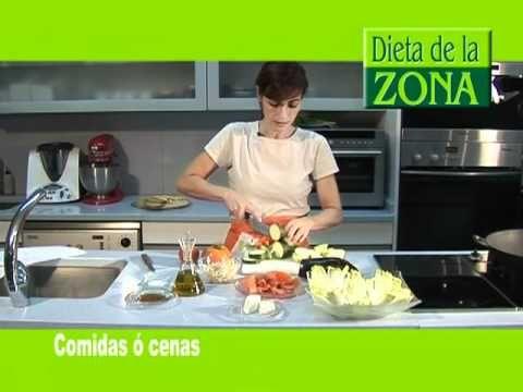 Dieta de la Zona: Recetas - http://dietasparabajardepesos.com/blog/dieta-de-la-zona-recetas/