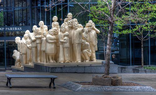 Observers Monument ,BNP Barnavas @Montreal
