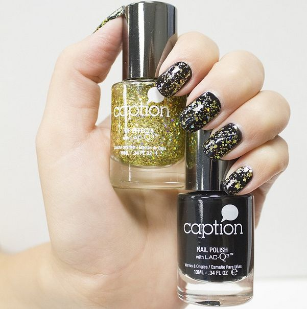 Hollywood Nail And Spa: 48 Best Caption Polish Images On Pinterest