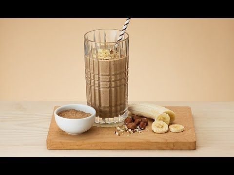http://goo.gl/r9Faau Бананово-шоколадный смузи