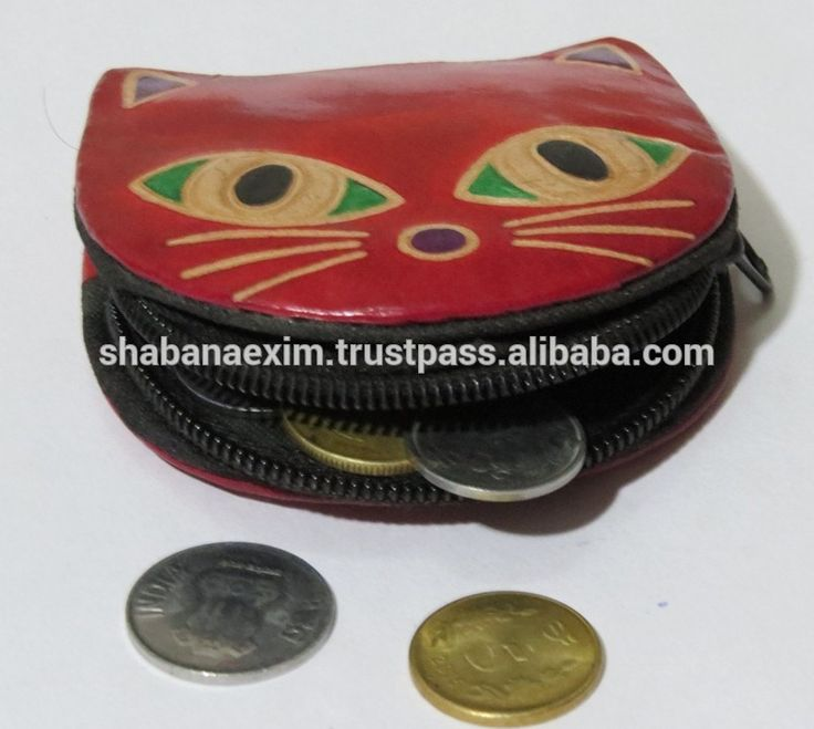 Check out this product on Alibaba.com App:Fancy Coin pouch pure leather Cat design Zip gift purse mini slim bag https://m.alibaba.com/QZ7Vze