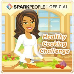 Official Healthy Cooking Challenge SparkTeam via @SparkPeople