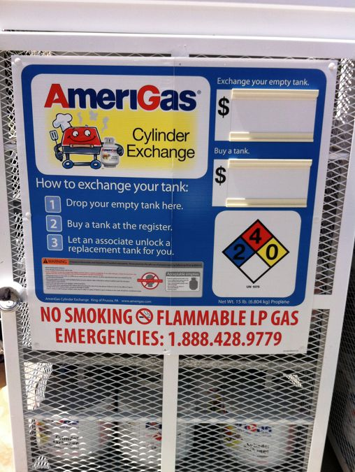 Walmart Coupon Deals: $3 Amerigas Propane Exchange Coupon