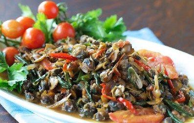 RESEP MASAKAN KERANG BUMBU TAUCO SEDAP Resep Masakan Kerang Bumbu Tauco Sedap – Kerang adalah salah satu makanan laut yang banyak ditemukan dipasaran (termasuk kerang hijau, kerang bambu, kerang dara, dsb) dan termasuk hidangan yang banyak dipesan direstoran. Selain dikenal akan kelezatannya, para ahli Gizi juga menyatakan...  http://foodfocus.info/resep-masakan-kerang-bumbu-tauco-sedap/?utm_source=PN&utm_medium=Resep+Bunda&utm_campaign=SNAP%2Bfrom%2BFoodfocus.info