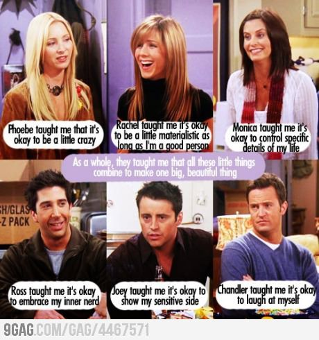 Amazing.: Laughing, Friends Love, Quotes, Friends Tv, Life Lessons, Funny, Tv Show, Friendstv, 3 Friends