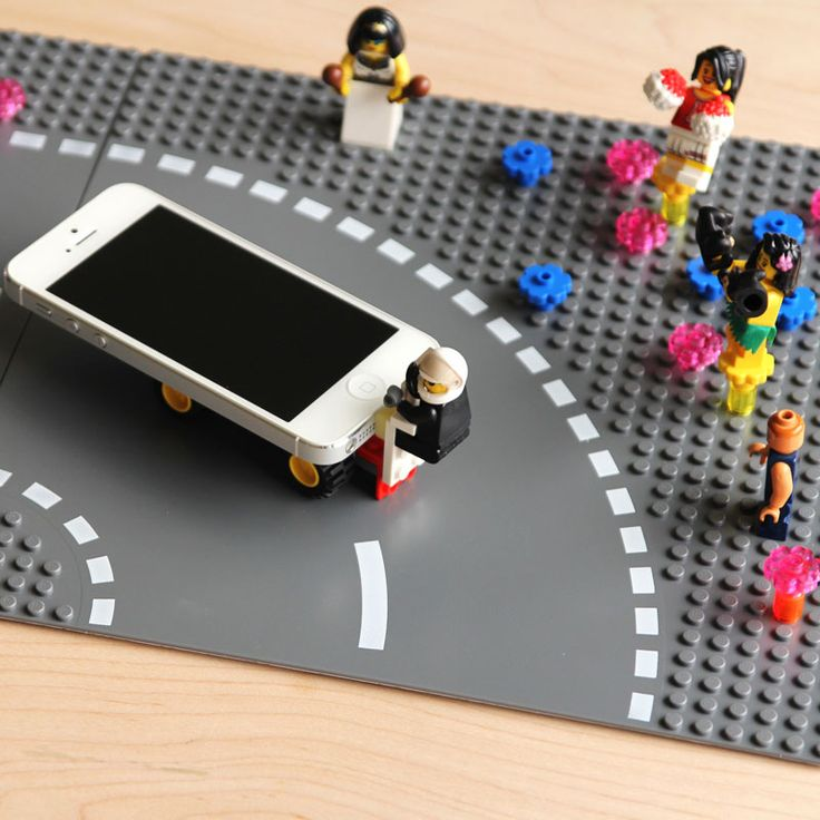 Lego & iPhone by K