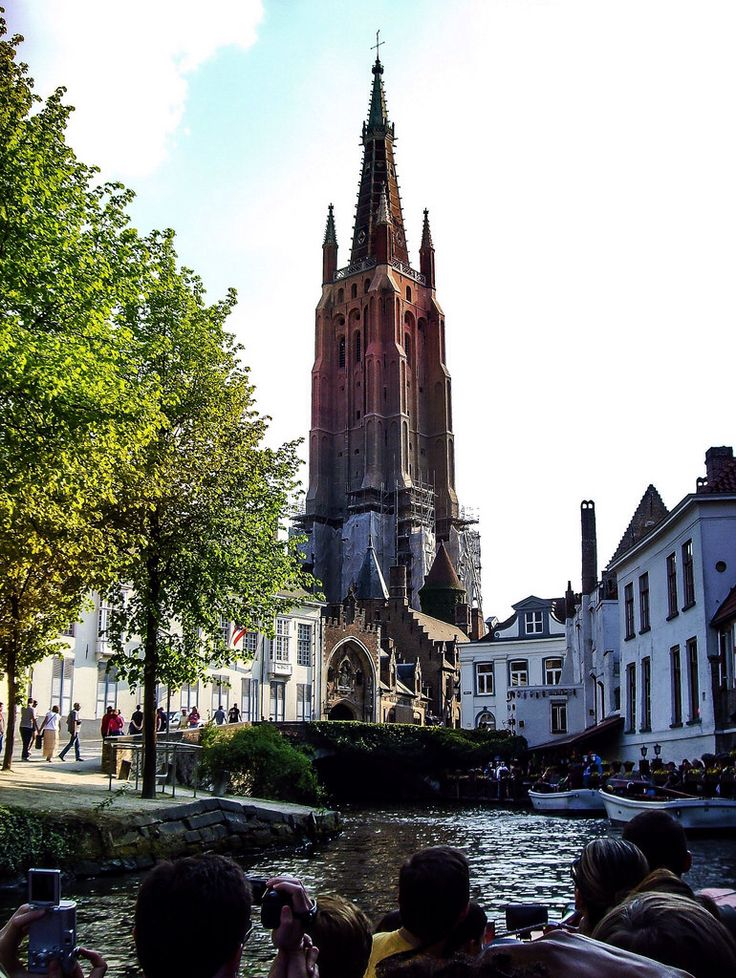 Iglesia de Nuestra Señora (Brugge - Belgium)