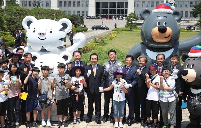 JO 2018: Séoul voudrait inviter la Corée du Nord pour aider à la paix et demande l'aide du CIO